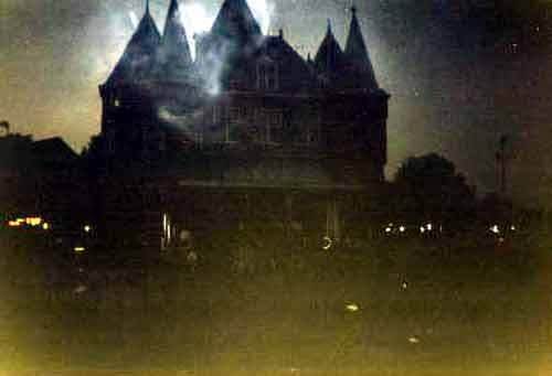 Devil's in the detail of 'haunted' house sale