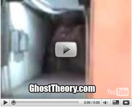 Video of a ghost in a Colombian morgue