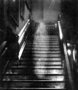 Infamous Brown Lady of Raynham Hall