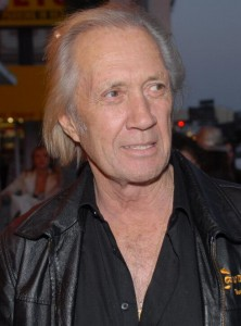 "David Carradine's interview in ""Celebrity Ghost Stories"""