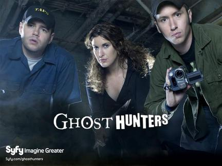 SyFy's Ghost Hunters