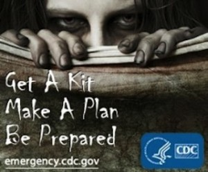 what to do in case of a zombie apocalypse cdc
