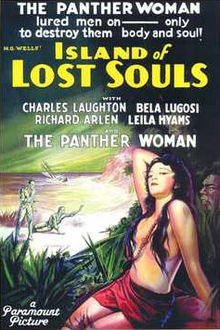 Friday Video: Island of Lost Souls