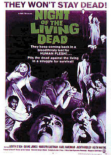 Friday Video: Night of the Living Dead