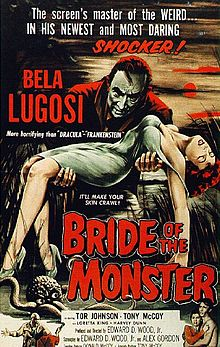 Friday Video: Ed Wood's *Bride Of The Monster*