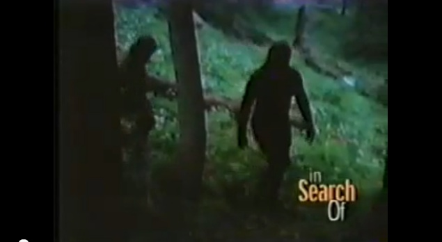Friday Video: In Search Of…Abominable Snowman