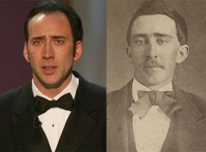 Nicolas Cage Accused Of Being a Vampire: No Really!