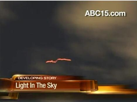 CNN – ABC News in Phoenix Reporting UFOs