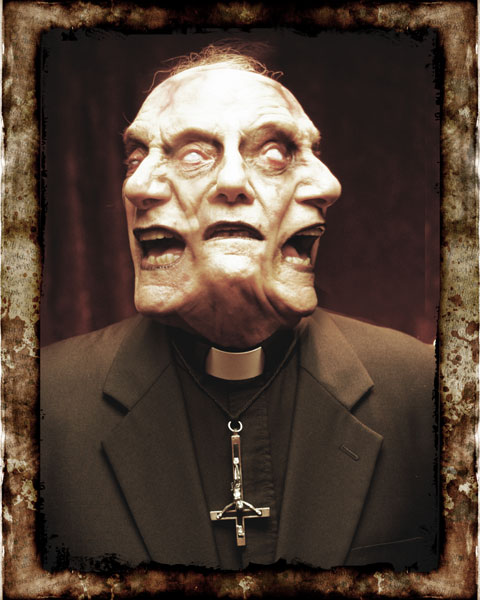Spine Tingling Fear: Stalked By An Undead Priest