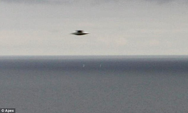 Daily Mail 'UFO Photo': Not What It Seems