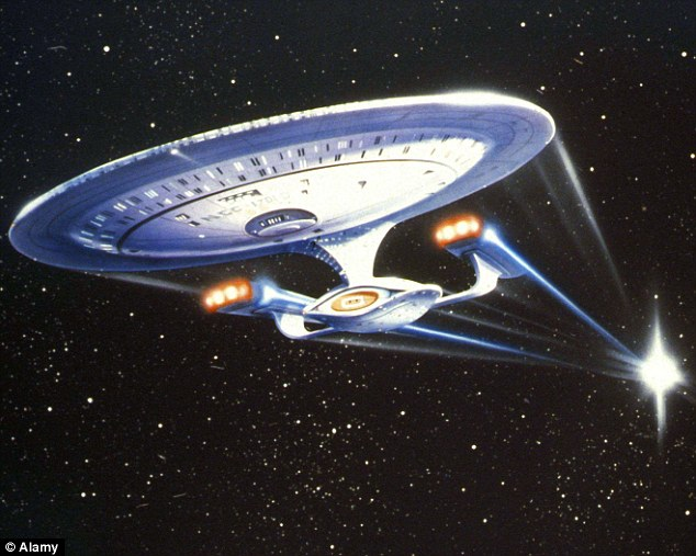 Engineer Plans To Build Nuclear Starship Enterprise