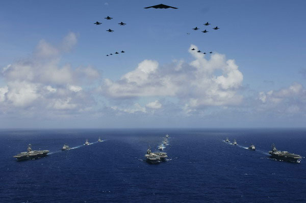 I Don't Want To Believe: China & US Fend Off UFO Threat