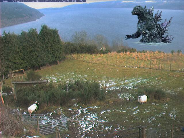 New Nessie Proof… Fail!