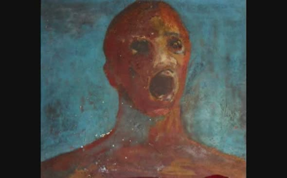 Painted In Blood, Haunted Paintings