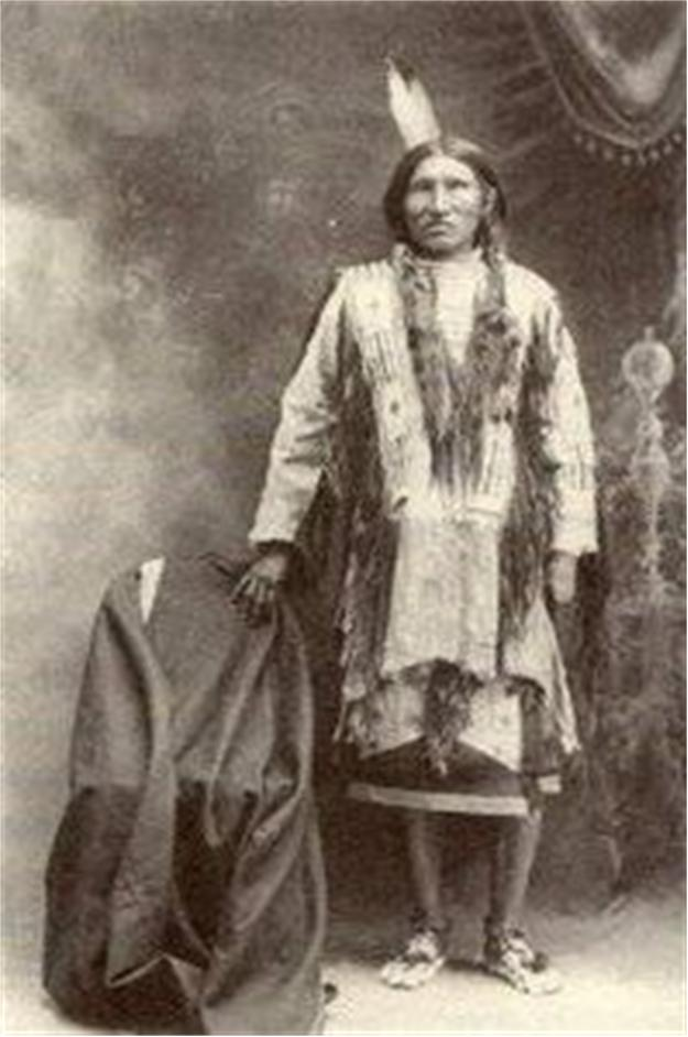 the history of the united states government struggle with the oglala sioux leader chief red cloud Red cloud and american horse red cloud (lakota: maȟpíya lúta), (1822 – december 10, 1909) was a war leader and a chief of the oglala lakota (sioux) he led as a chief from 1868 to 1909 one of the most capable native american opponents the united states army faced, he led a successful campaign in 1866–1868 known as red cloud's war.