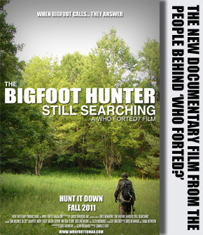 Bigfoot Hunter: Still Searching