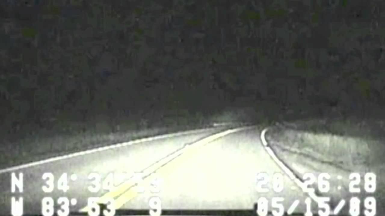 2009 Police Dash Cam Bigfoot:  Did We Just Forget?