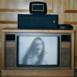 Ghost on TV: Image by Ghostly Activities