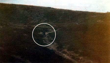 The 1987 Ilkley Moor Alien Photograph