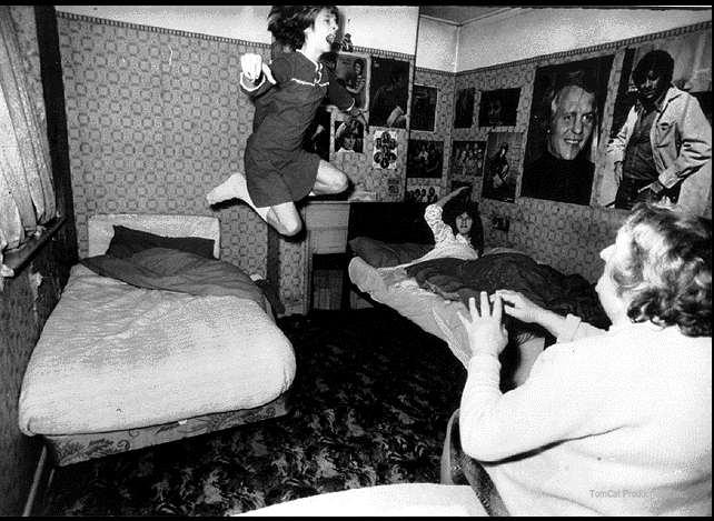 Ghosts Plague The Set of The Enfield Poltergeist