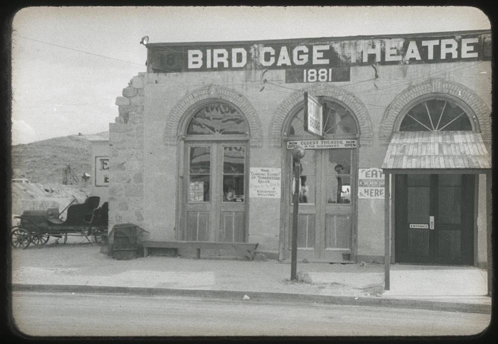 Bird Cage Theatre: A Strange Photograph | Ghost Theory