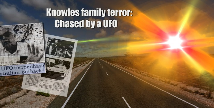 Knowles Family UFO Encounter