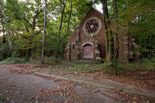 Hart Chapel: sometimes-interesting.com