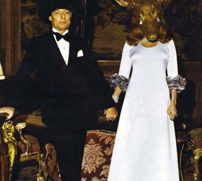 Rothschild's 1972 Surrealist Ball