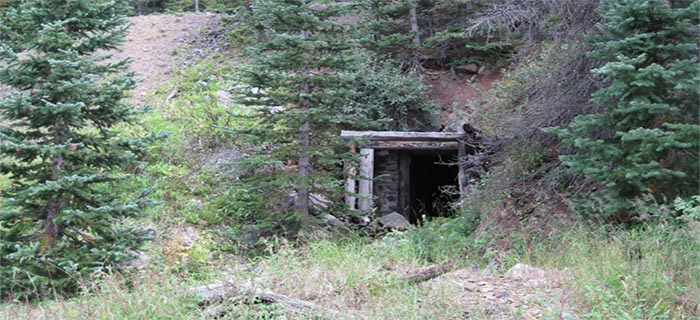Strange Sounds From An Abandoned Mine